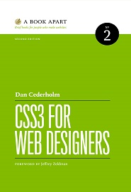 CSS3 for Web Designers, 2nd edition