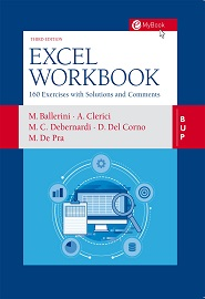 Excel Workbook: 160 Exercises with Solutions and Comments