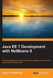 Java EE 7 Development with NetBeans 8
