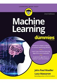 Machine Learning For Dummies, 2nd Edition