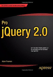 Pro jQuery 2.0, 2nd Edition
