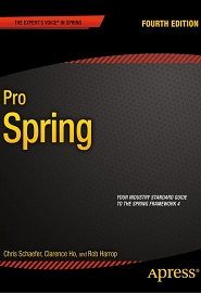 Pro Spring, 4th Edition