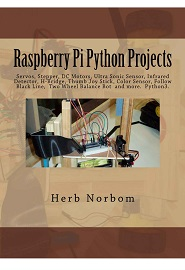 Raspberry Pi Python Projects