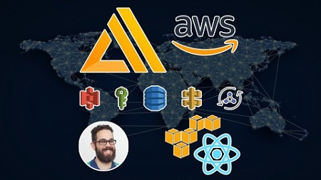 React & AWS Amplify build a complete serverless app w/ CI/CD