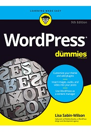 WordPress For Dummies, 9th Edition